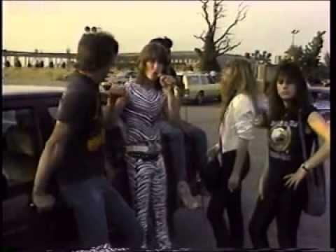 Heavy Metal Parking Lot (1986) - Documentary. Judas Priest Concert