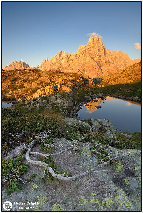 """Passo Rolle"" Trentino  © Simone Coltri - our Facebook fan  http://www.visittrentino.it/it/localita/passo-rolle"