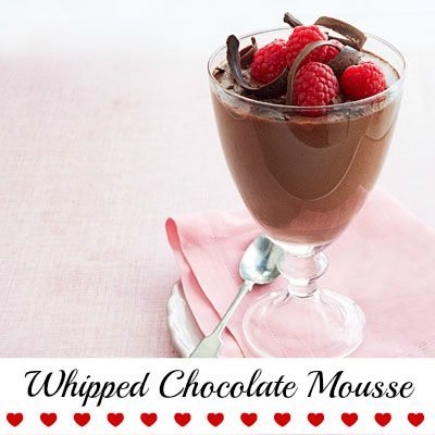 ... Recipes That Are Totally Guilt-Free | Mousse, Valentines and Desserts