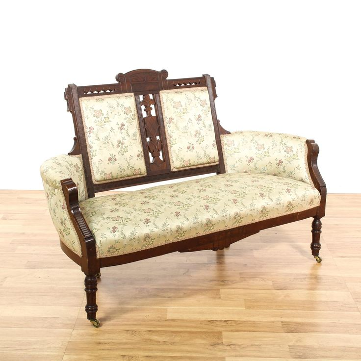 Antique Sofa Loveseat: 17 Best Images About SOFAS On Pinterest