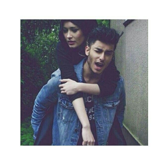 Hahaha yeh lo couple