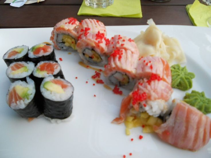 Mikoto Asian Restaurant In Stuttgart Germany Who Knew You Could Get Sushi And