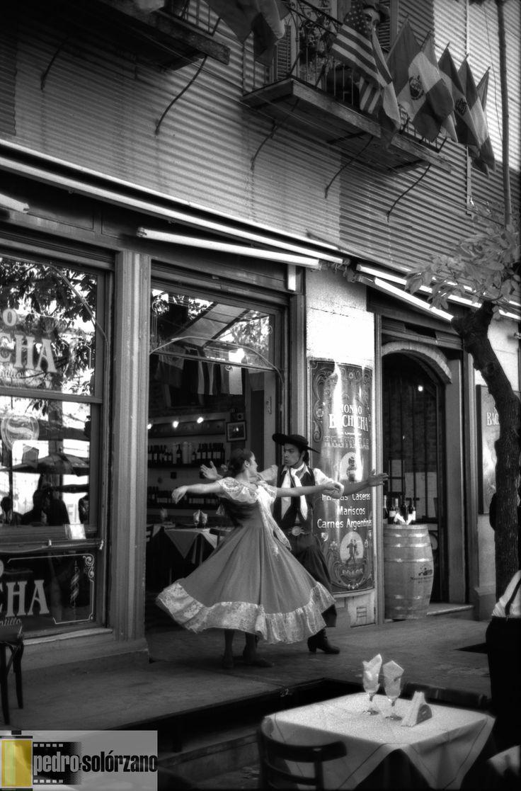 Buenos Aires, Argentina. La Boca.