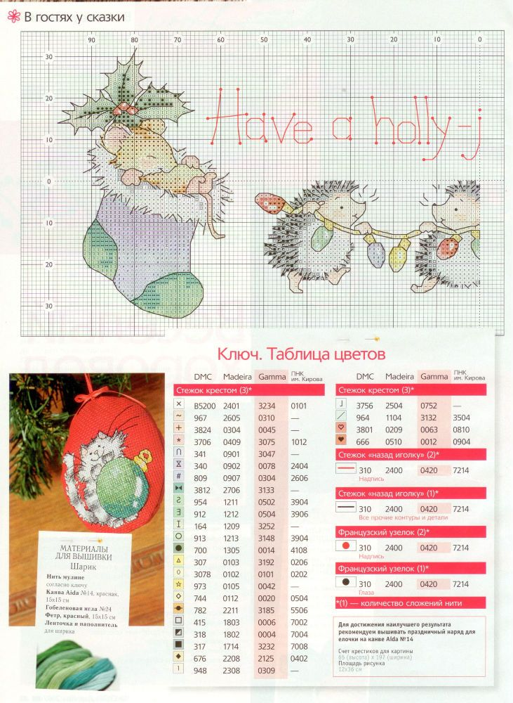 Holly Jolly Christmas part 1