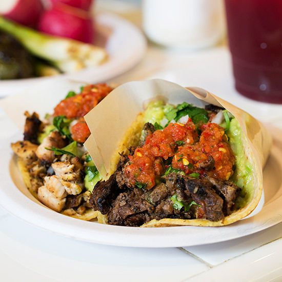 First it was burgers. Then pizza. Now, American chefs are obsessed with tacos, perfecting classics and even creating Asian versions. F&W offers an...