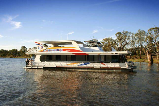 All Seasons Houseboats | Mildura, VIC | Accommodation