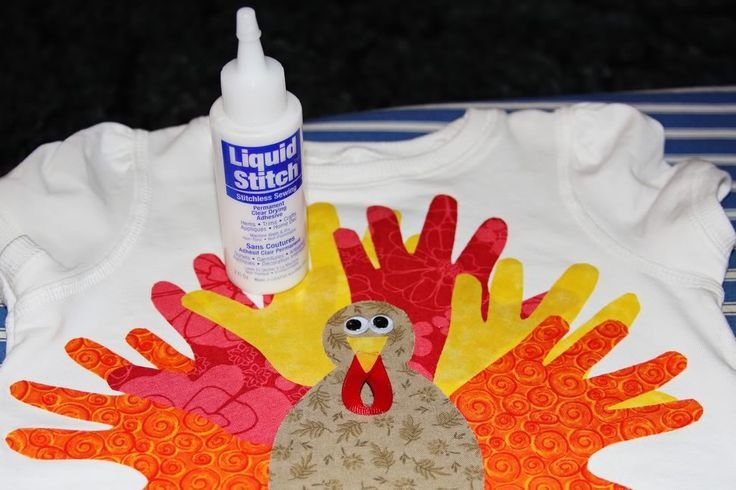 Hand turkey shirt! We made these shirts last year, but added shoes! Loved how they turned out! Great idea, and SO cute!!!