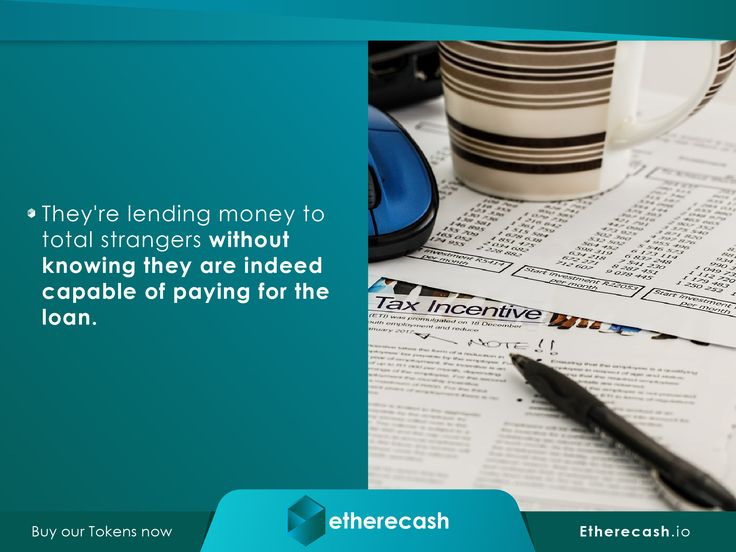 Etherecash.io. Securing personal loans may not be as hard as you think it is. With blockchain, getting loans has never been easier. Purchase our Etherecash token through our ICO from November 15th 2017. Developed on the ERC20 blockchain technology with lawyer backed contracts, to make blockchain backed lending and fund management, private and seamless. Buy our tokens now. Visit Etherecash.io.