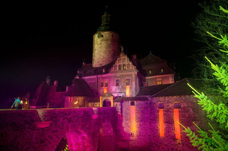 the Czocha Castle