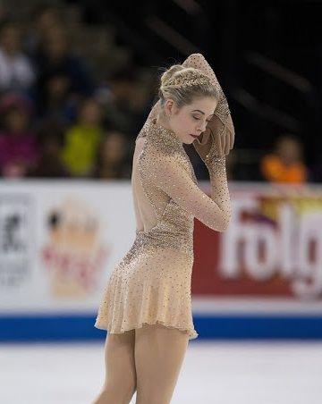 Gracie Gold(USA)