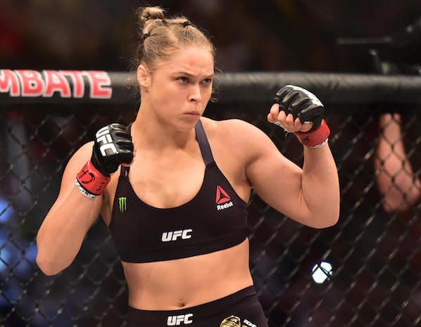 Ronda Rousey already has dominated the Octagon, now she has her sights set on the world.