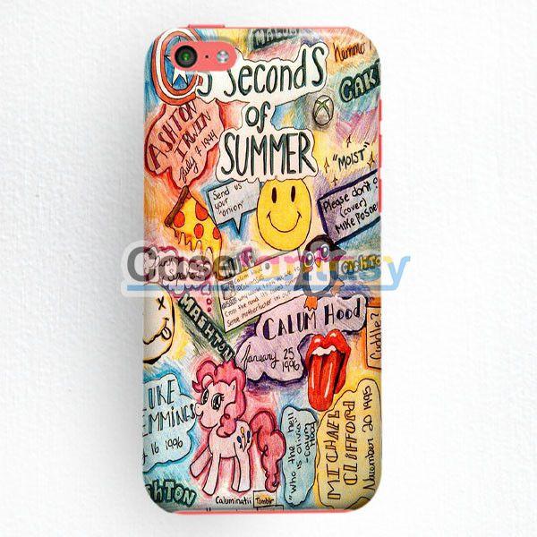 5Sos Collage C01 iPhone 5C Case | casefantasy