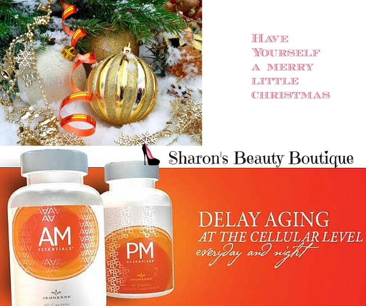 These unique dietary supplements slow the symptoms of premature aging. Potent vitamins and minerals target DNA and delay telomere deterioration. AM Essentials™ supplements release energy-enhancing nutrients that bring mental clarity and focus. The PM Essentials™ formula balances systems for a restful sleep. 60 caplets per bottle SIZE: 120 caplets http://www.sharonann.jeunesseglobal.com/products.aspx?p=NUTRIGEN_AMPM