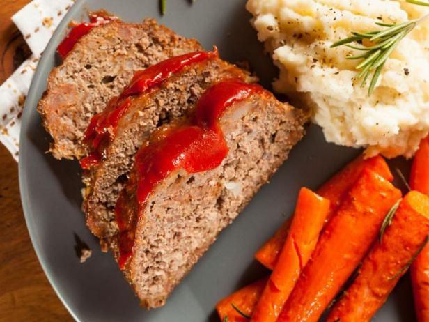 Get Ranch Meatloaf Recipe from Food Network