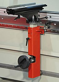 Drill Press Mechanism As Way Of Quickly And Securely Raising Headrest Or  Armrest Height. Able