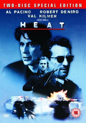 Heat (Two-Disc Special Edition) [DVD] (1995): Amazon.co.uk: Al Pacino, Robert De Niro, Val Kilmer, Tom Sizemore, Jon Voight, Diane Venora, Wes Studi, Kevin Gage, Amy Brenneman, William Fichtner, Elliot Goldenthal: DVD & Blu-ray
