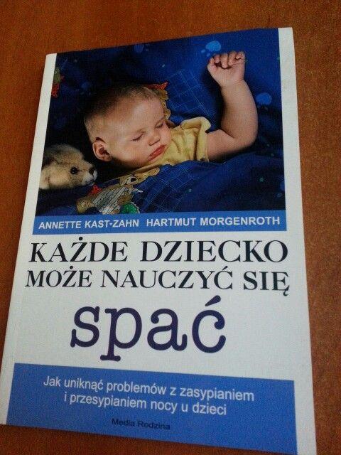 Każde dziecko może nauczyć się spać