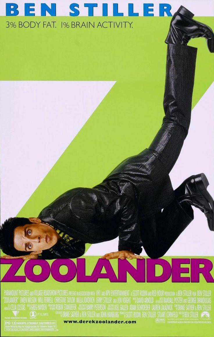 Zoolander: Un descerebrado de moda (2001) - FilmAffinity