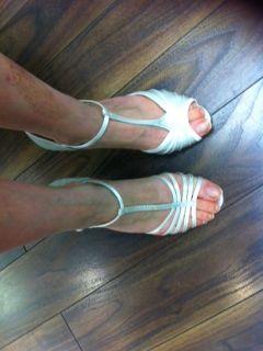 Rainbow club shoes