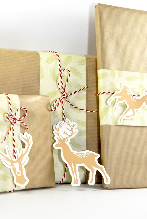 free printable christmass paper wrap 4