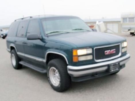 Cheap used GMC Yukon  for sale for only $5597 in ID