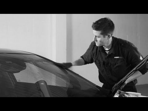 Here's How To Clean and Restore A Dangerously Dirty Windshield ›› Since we are all OCD and we are watching this video, lol