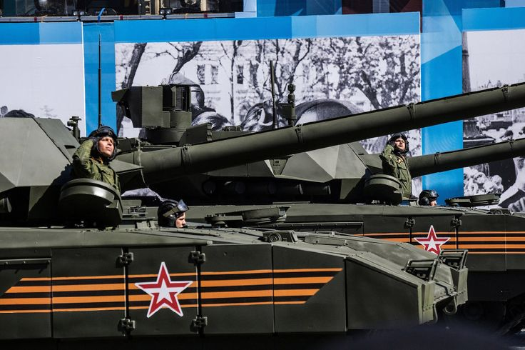 "How to say the developers have not yet invented such a projectile, which could penetrate the armor of T-14 ""Armata"""
