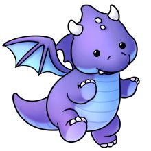 17+ best images about Dragons - Cute on Pinterest | Legends ...