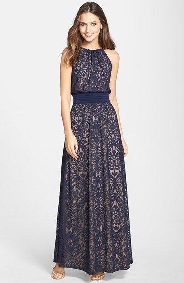1000  ideas about Halter Maxi Dresses on Pinterest  Lace maxi ...