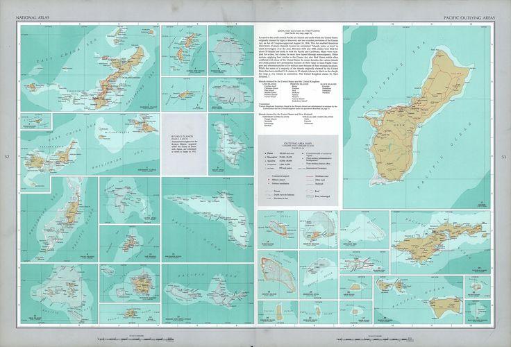 bikini and Enewetak atolls