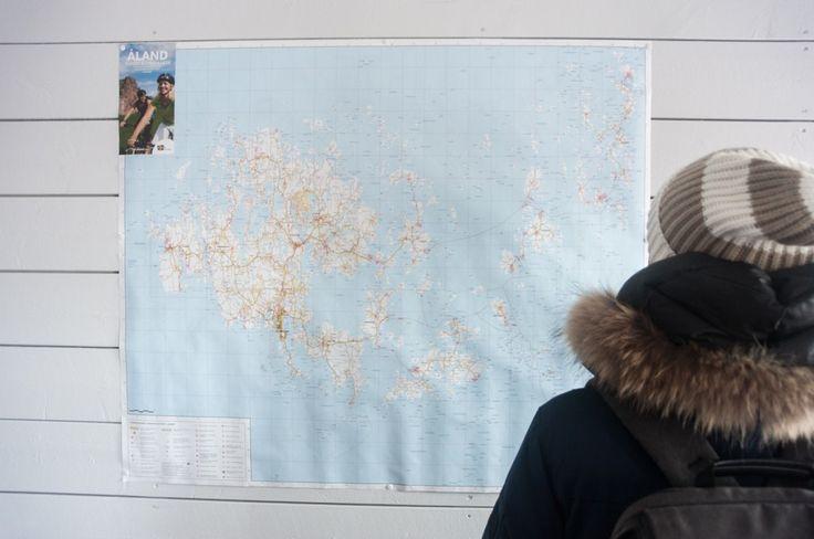 Séjour hivernal dans les îles Åland en Finlande (Detour Local) -> À la découverte des îles Aland en Finlande www.detourlocal.com/sejour-hivernal-iles-aland-finlande/