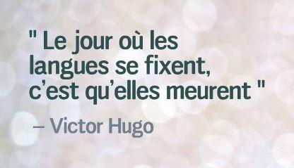 """TICs en FLE: Semaine de la langue française : """"10 mots que tu accueilles"""""""