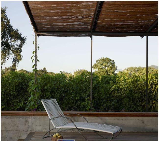 Bamboo Screens For Shade Idea