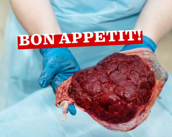 4 Ways to Eat Your Placenta  - .........whaa?..@mandyeverafter