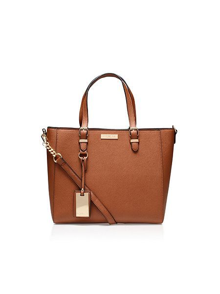 Dina winged tote bag