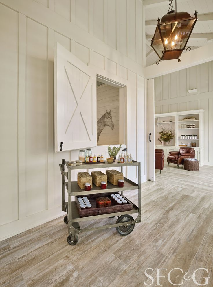 The spa at the Farmhouse Inn's signature apothecary cart is stocked with wild-harvested essential oils.