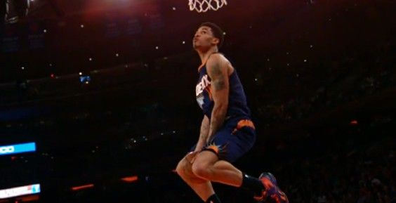 Out of the Ashes: Gerald Green's revitalization with the Phoenix Suns