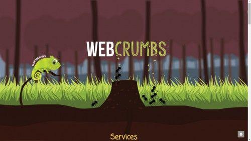 Tiringer Viktória saját weboldala http://www.webcrumbs.hu/