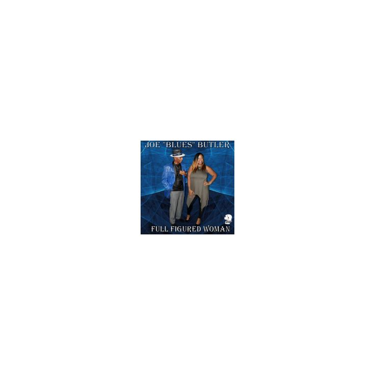 Joe Butler - Full Figured Woman (CD)