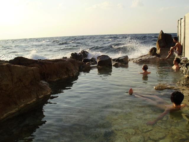[Sakinoyu] - 和歌山県・白浜温泉・崎の湯 - Shirahama Onsen Hot Springs, Wakayama, Japan