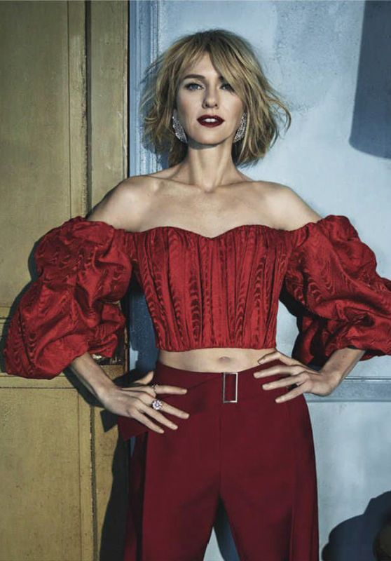 Naomi Watts - Vogue Australia June 2017 Photos