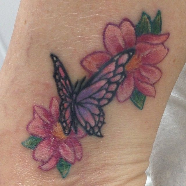 17 best images about tattoos on pinterest cherry blossom for Coral springs tattoo