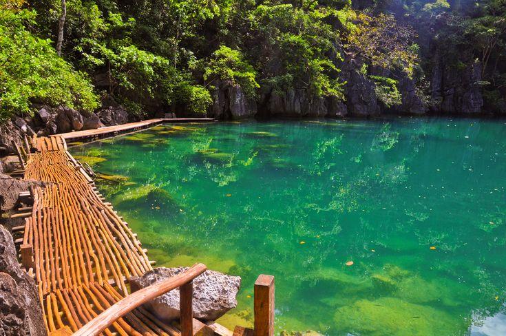 Coron, Palawan, Philippines - http://redcattours.com/wp-content/uploads/2013/05/Coron__Palawan_by_kayellaneza.jpg
