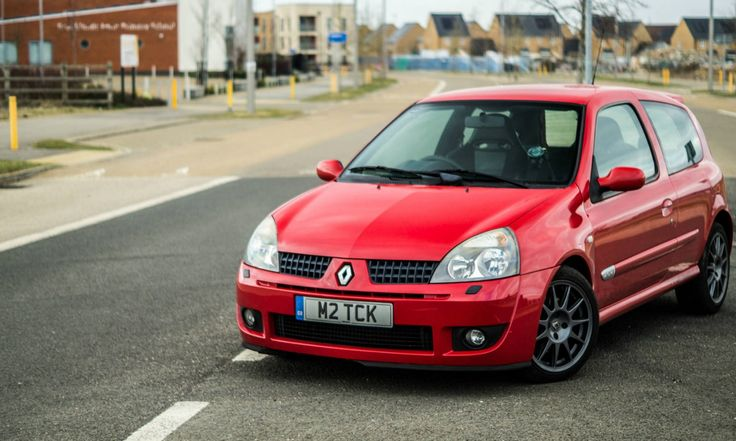 Our #RenaultSport #Clio #Trophy <3