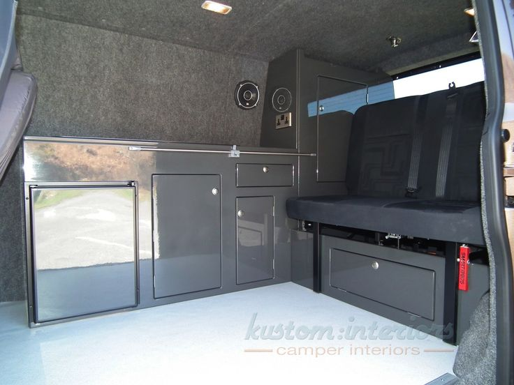 Incroyable VW Transporter Interiors From Kustom Interiors, Based In Cornwall. Est.  2004. Specilist
