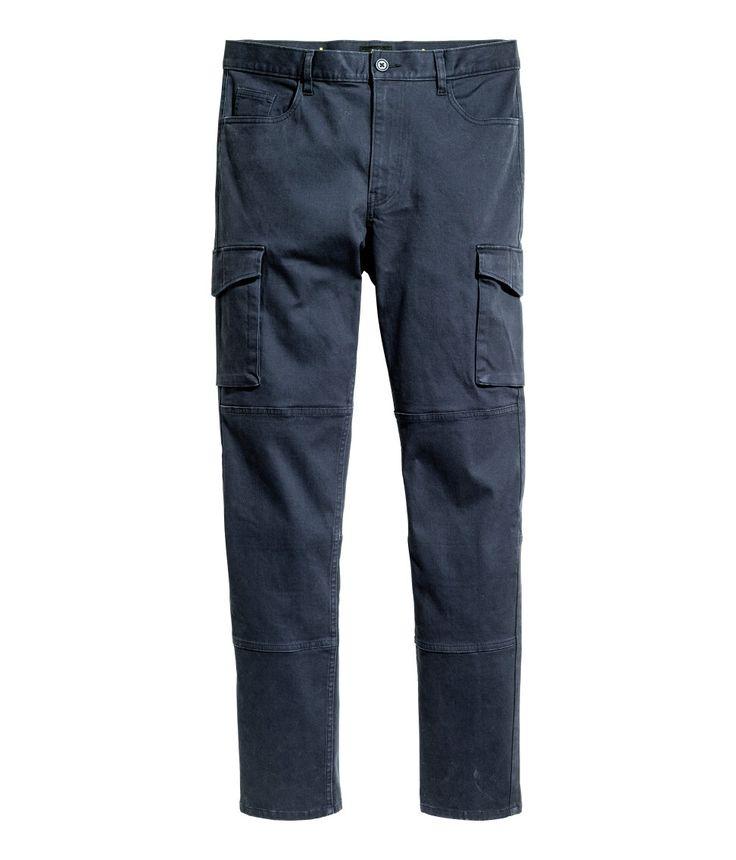 Cargo Pants Slim fit  | H&M For Men