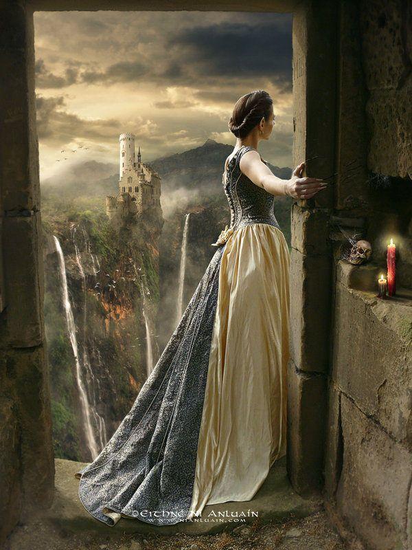 Photo Manipulations by Ní Anluaín #fantasy #fairytale