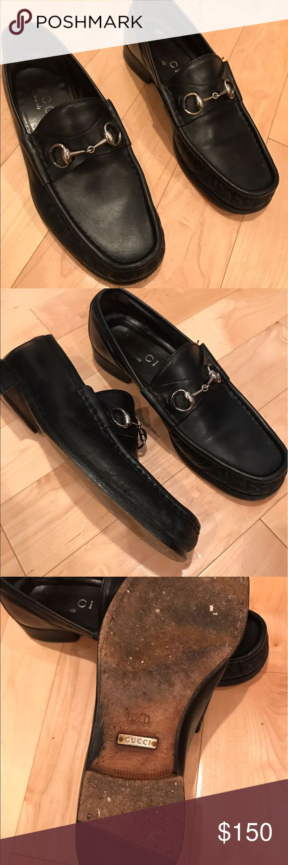 Men's Gucci Loafers Gucci Handmade Italian loafers. Men's 8.5 D. Gucci Shoes Loafers & Slip-Ons