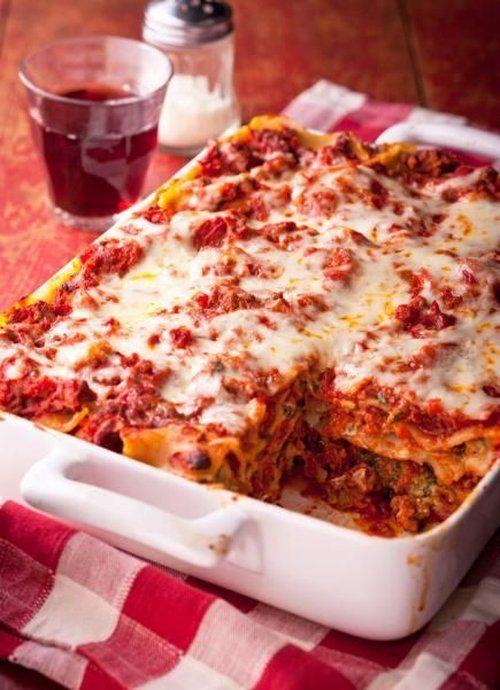 Lasagne – Egy igazi tradicionális Olasz étel