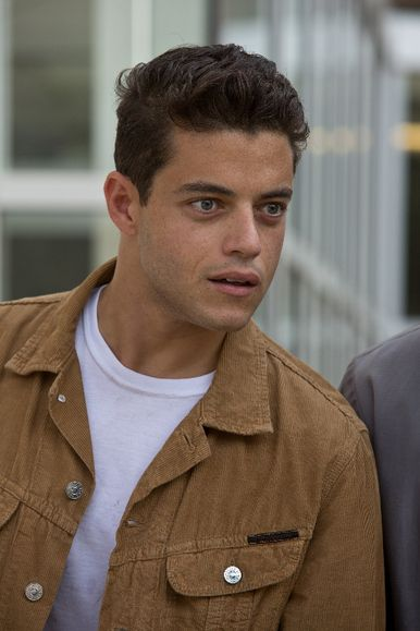 Amazing young actor Rami Malek of Mr. Robot.More Rami @ www.pinterest.com/rickysturn/hot-actors